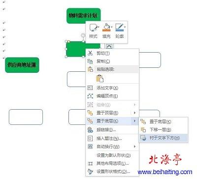 Word 2013如何制作流程图