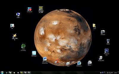 太阳系八大行星1920 1080分辨率高清电脑桌面壁纸