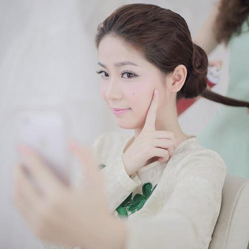 清新女生高清头像图片:非美女明星(500×500分辨率)