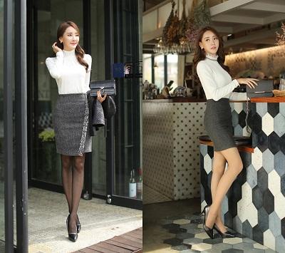 韩国styleonme模特林静敏高清手机壁纸图片(二)